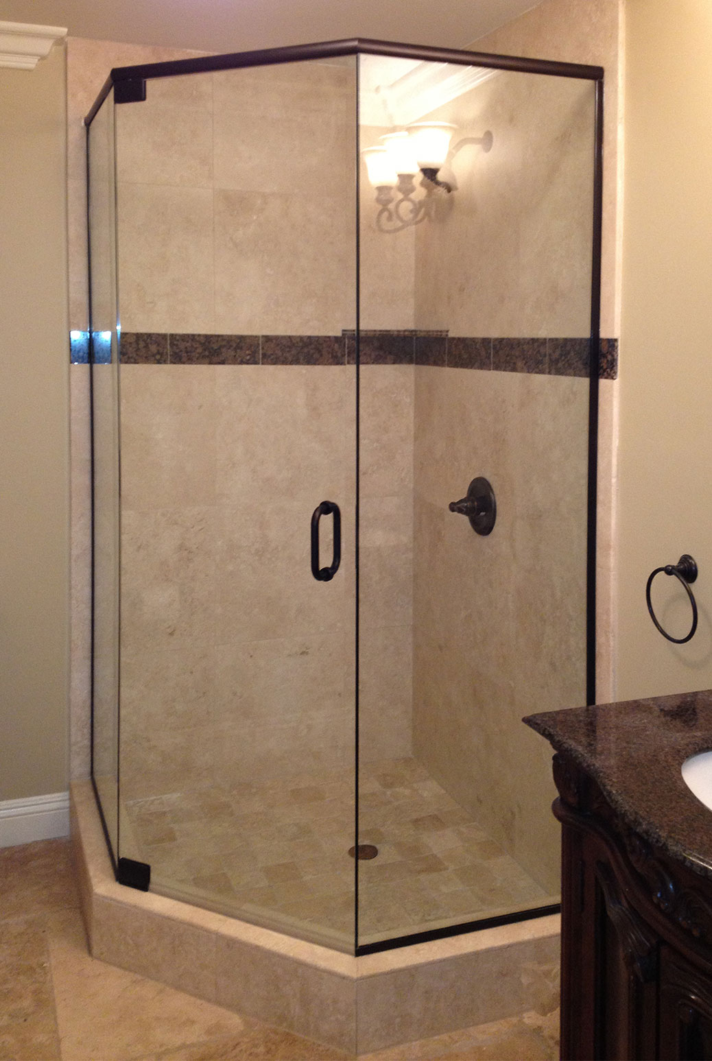 Residential Shower Enclosures - Window Solutions