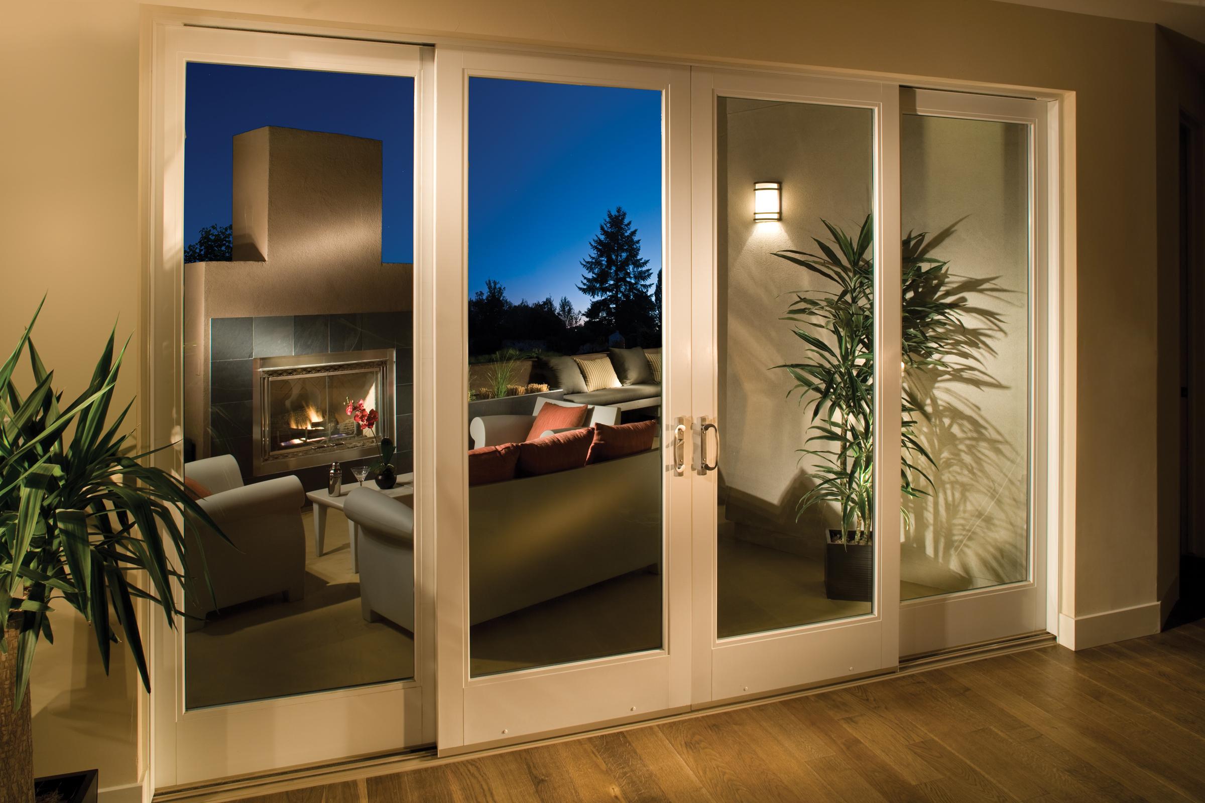 aluminum of doors glass handballtunisie milgard new door sliding